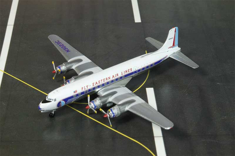 Eastern Airlines DC-6B N3023C (1:400) 1950s Colors