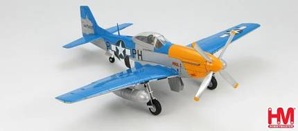 "P-51D Mustang ""Paul 1,"" Col. Paul H. Poberezny (1:48) - Signature Edition"