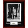 General Lee with Civil War Relic Framed Photograph