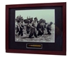 MacArthur's Triumphant Return Framed Photograph contains M1 Garand bullet