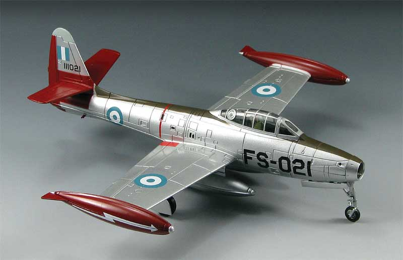 F-84G Thunderjet Hellenic Air Force (1:72)