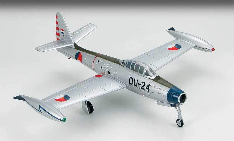 F-84G Thunderjet Royal Netherlands Air Force (1:72)