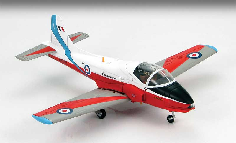 "Jet Provost T5 ""The Poachers,"" RAFC Cranwell (1:72)"