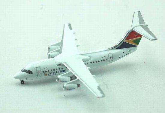 South African Airlink BAe-146 ~ G-JEAV (1:400)
