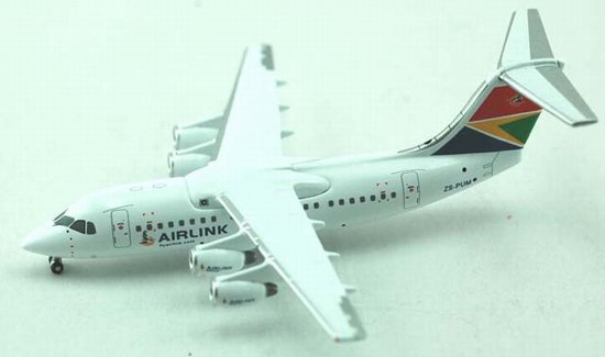 South African Airlink BAe-146 ~ ZS-PUM (1:400)