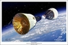"Gemini Project ""Gemini Twins"" Rendezvous of Gemini VI-A and Gemini VII (Fine Art Print)"