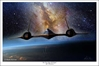 "SR-71 Blackbird ""On The Edge Of Night"" (Fine Art Print)"