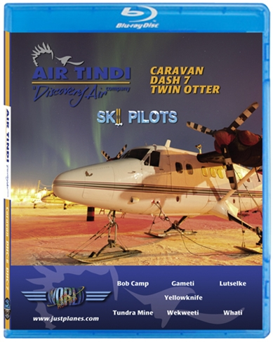 "Air Tindi ""Ski Pilots"" (BluRay DVD)"
