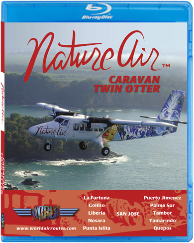 Nature Air (BluRay DVD)