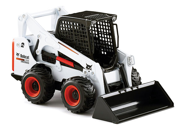 Bobcat A770 All-Wheel Skid Steer Loader (1:25)