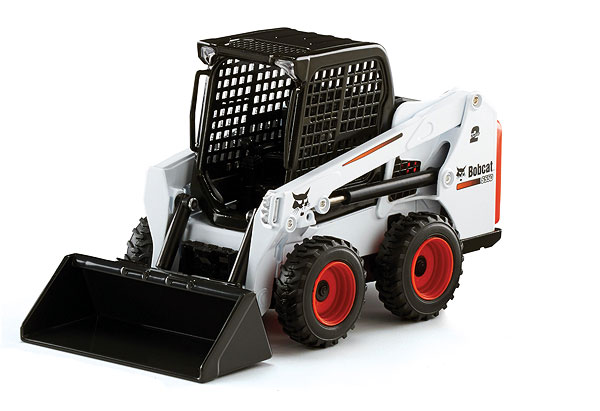 Bobcat S550 Skid Steer Loader (1:25)