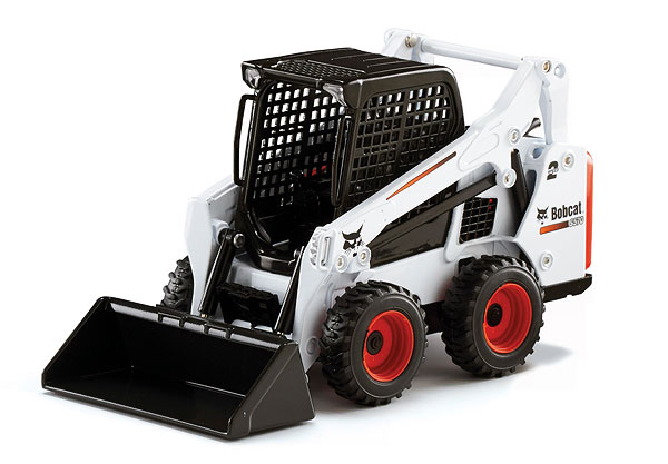 Bobcat S570 Skid Steer Loader (1:25)