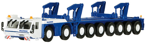 Baldwins Telescopic Crane Transport (1:87)