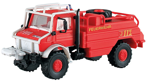 Unimog Forest Fire Fighting Truck (1:87)