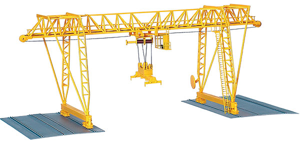 Demag Container Loading Crane (1:87)