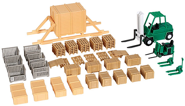 Warehouse Accessory Set (1:87)