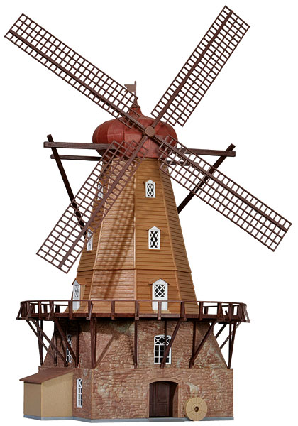 Windmill in Hammarlunda (1:87)
