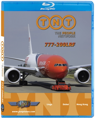 TNT 777 200LFR (BluRay DVD)