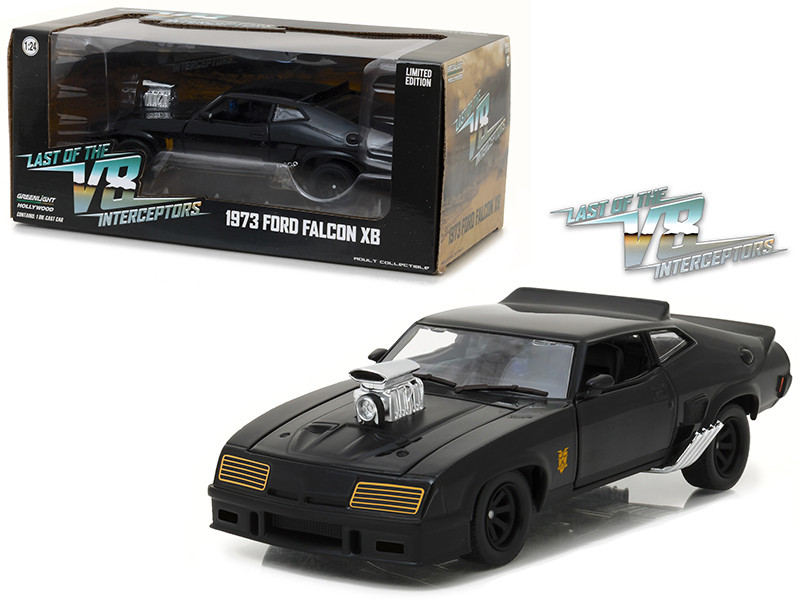 1973 Ford Falcon XB Last of the V8 Interceptors (1979) 1/24 Diecast Model Car by Greenlight
