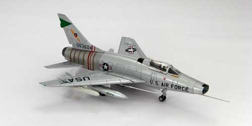Hobby Master Diecast Airplanes - F-100D Super Sabre Lt  Col Harold