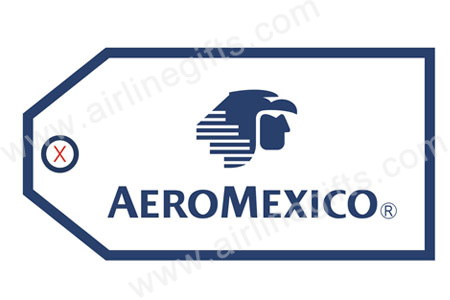 Aeromexico BagG004, ACI Aviation Jewelry and Bagtem Number