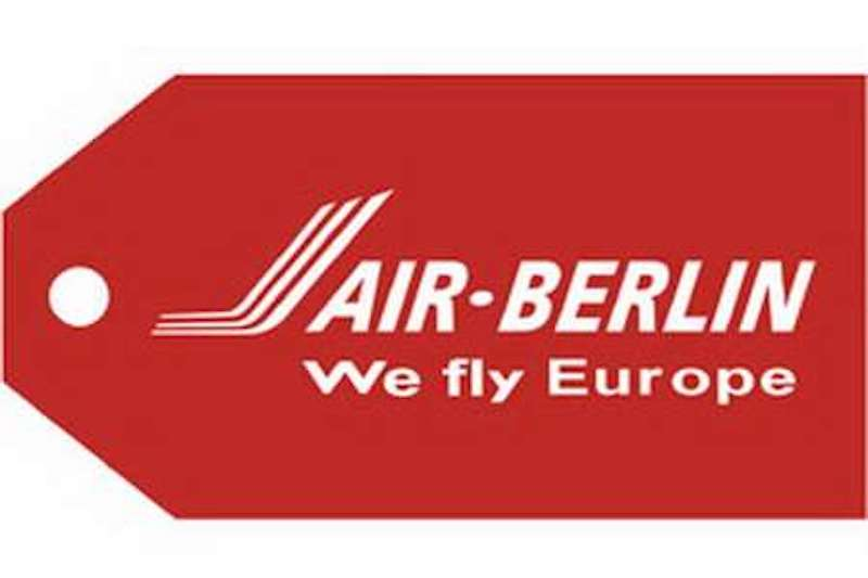 Air Berlin Bag Tag by Airline Gifts by Aviation Collectables Intl SKU TAG005