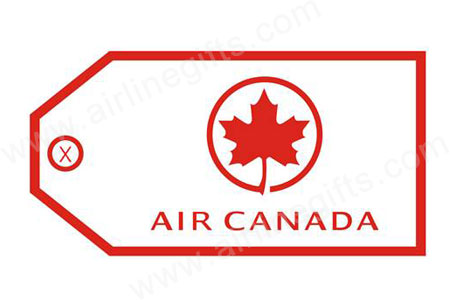 Air Canada BagG008, ACI Aviation Jewelry and Bagtem Number