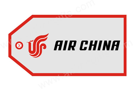 Air China BagG510, ACI Aviation Jewelry and Bagtem Number