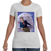 Amelia Earhart Courage T-shirt, Women Fly Item Number TS-WFCOURAGE