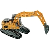 Case CE Excavator - Metal Construction Kit (1:25), Tronico Item Number TRN10101