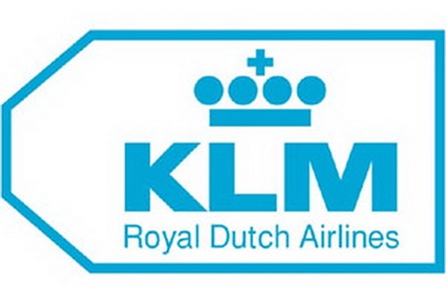 KLM Bag Tag by Airline Gifts by Aviation Collectables Intl SKU TAG120
