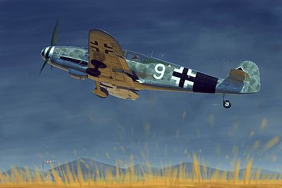Messerschmitt Bf109g-10 (1:32),  Item Number TRP2298