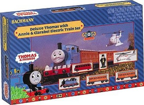 T&F Thomas Deluxe Train Set (Ho), Bachmann Model Trains Item Number BAC644