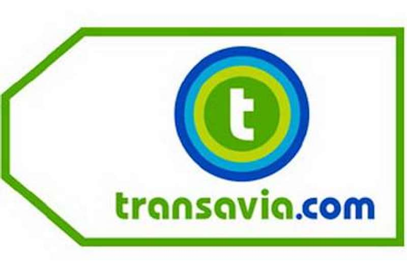 Transavia Bag Tag by Airline Gifts by Aviation Collectables Intl SKU TAG185