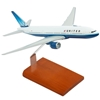 United Airlines 777-200 New Colors (1:200), Executive Series Display Models Item Number TMUAL7772