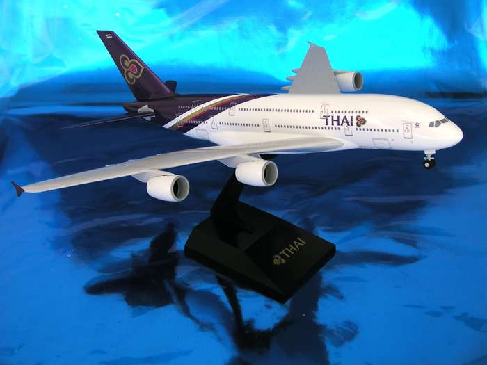Thai A380-800 (1:200), SkyMarks Airliners Models Item Number SKR331