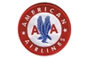 American Airlines Retro Patch (Iron On Applique)