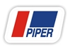 Piper Logo Patch (Iron On Applique)