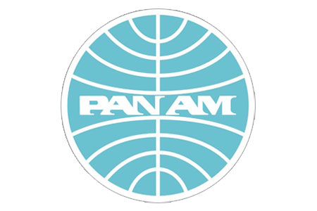 Pan Am Patch (Iron On), ACI Aviation Jewelry and Bagtem Number
