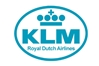 KLM Patch (Iron On Applique), ACI Aviation Jewelry and Bag Tags Item Number APP020