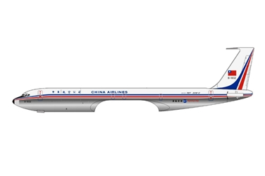 China Airlines Cargo 707-320F B-1832 (1:400), AeroClassics Models Item Number AC19131