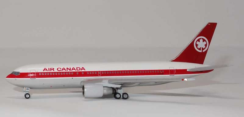 Air Canada 767-200 (1:400), AeroClassics Models, Item Number AC419394