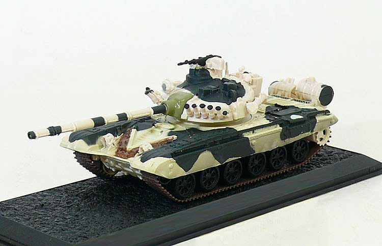 "T-72 ""Lion of Babylon"", Iraqi Army, 1997 (1:72), Amercom Diecast Item Number ACCS20"