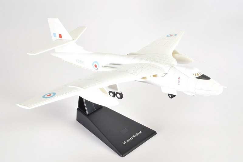 Vickers Valiant British Royal Air Force (1:144), Atlas Editions, Item Number ATL-4675-105