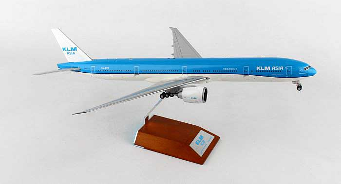 KLM Asia B777-300ER PH-BVB (1:200), JC Wings Diecast Airliners, Item Number JC2KLM447