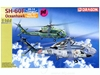 "SH-60F HS-14 ""Chargers"" + Oceanhawk HSL-51 ""Warlords"" (Twin Pack) (1:144), Dragon Model Kits Item Number DRA4601"