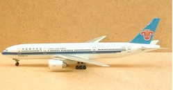 China Southern B777-200 (1:400) CLK International Airport Display Box Set, Phoenix 1:400 Scale Diecast Aircraft Item Number DRW55051