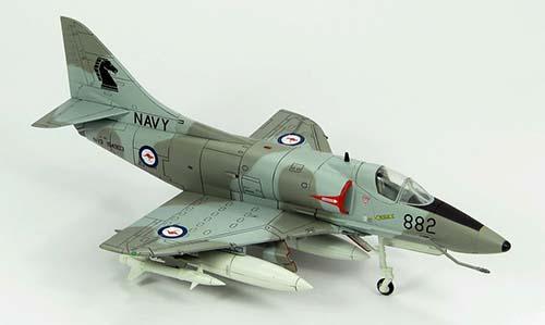 Hobby Master Diecast Airplanes - A-4G Skyhawk RAN No 805 Sqn, RAN