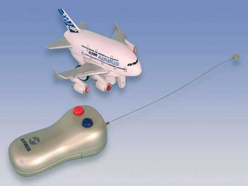 A380 Radio Control Airplane, Toytech Item Number TT72995