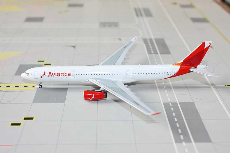GEMINI JETS 1//400 CEBU PACIFIC A330-300 1//400 NEW LIVERY REG#RP-C3347 GJCEB4A33